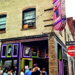 Photo taken at Voodoo Doughnut by Minh T. on 6/7/2013