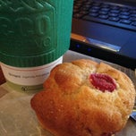 Photo taken at Verde Good Beans by PSU-Lion D. on 10/8/2013