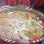 Photo taken at Restaurant Ho Ho Steamboat (好好海鲜火锅之家) by Victor C. on 1/9/2015