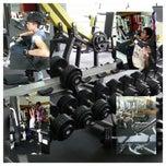 Photo taken at TechnoFlex Gym & Fitness Club by Vickneswaran V. on 11/29/2013