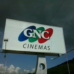 Photo taken at GNC Cinemas by Juliana W. on 3/1/2013