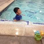 Photo taken at Floaties Swim School Eastlake by Syl P. on 3/20/2014