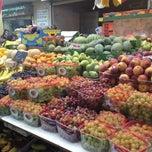 Photo taken at Petach Tikva Market (שוק פתח תקוה) by Elena Y. on 9/24/2013