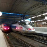 Photo taken at Thalys Terminal — Gare de Bruxelles-Midi / Station Brussel-Zuid by MikaelDorian on 3/22/2013