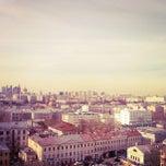 """Photo taken at Радио """"Спутник"""" by Olga G. on 4/10/2013"""
