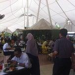 Photo taken at Sri Teja Food Court (Medan Selera) by Anwar 9. on 3/5/2013