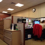 Photo taken at Boston University Metropolitan College by Bindu D. on 4/23/2014