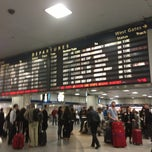Photo taken at New York Penn Station by Cece on 5/13/2013