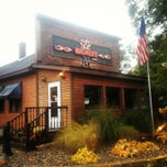 Photo taken at Wagner's Ribs by Tim B. on 10/31/2013