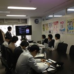 Photo taken at 株式会社ウェブテクノロジ by kyocorin on 2/7/2013
