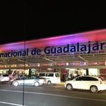 "Photo taken at Aeropuerto Internacional de Guadalajara ""Miguel Hidalgo y Costilla"" (GDL) by Juan Carlos H. on 12/10/2012"