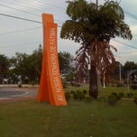 Photo taken at Avenida Nossa Senhora de Fátima by Anderson K. on 11/3/2012