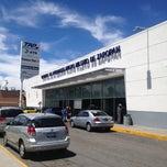 Photo taken at Terminal de Autobuses Nuevo Milenio de Zapopan by David ✈. on 3/29/2013