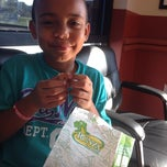 Photo taken at Runza by Kimberly J. on 10/25/2013