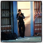 Photo taken at Skid Row by Julian F. on 10/27/2012
