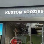 Photo taken at Kustom Koozies by Julie L. on 11/15/2013