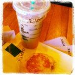 Photo taken at Starbucks by Eileen R. on 11/13/2012