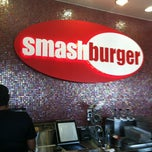 Photo taken at Smashburger by Rosalyn on 11/29/2012