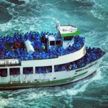 Photo taken at Maid Of The Mist - Canada entry by Christian S. on 8/22/2013