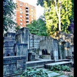 Photo taken at Jim Ellis Freeway Park by Jay T. on 7/30/2013