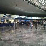 Photo taken at Terminal Central de Autobuses del Poniente by Elias S. on 3/29/2013