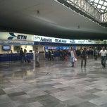 Photo taken at Terminal Central de Autobuses del Poniente by Elias S. on 3/29/2013