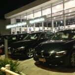 Photo taken at Bruce Lynton BMW by Rex M. on 11/26/2012