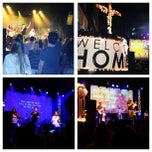 Photo taken at Hillsong NYC by Carlos G. on 6/2/2013