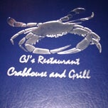 Photo taken at CJ's Restaurant by Rose O. on 10/11/2012
