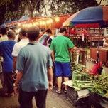 Photo taken at Pasar Malam Bandar Baru Bangi by aRief FitRi z. on 12/25/2012