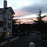 Photo taken at Hotel Torrelodones by Jesus C. on 10/10/2012