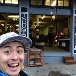 Photo taken at Grant Michael Industrial Antiques & Obscurities by Takeyuki S. on 12/8/2014