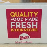 Photo taken at Wendy's by Pascal C. on 2/11/2013
