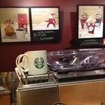 Photo taken at Starbucks by Vicky J. on 12/16/2012