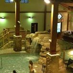 Photo taken at Christmas Mountain Clubhouse Pool by Jim G. on 3/25/2013