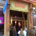 Photo taken at Whiskey Bent Saloon by Jason S. on 10/6/2012
