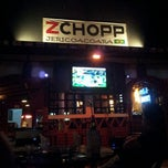 Photo taken at ZChopp by Rogério S. on 11/22/2012