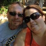 Photo taken at Rollo Coaster  @idlewildpark by Joyce F. on 6/15/2014