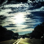 Photo taken at LIE Exit 36 by DJCASPERNYC .. on 9/19/2012