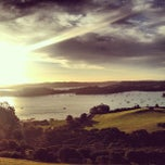 Photo taken at Waiheke Island by Kendall A. on 9/7/2013