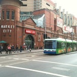 Photo taken at Market City by Jader J. on 11/10/2012