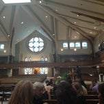 Photo taken at St. Anne Catholic Parish by Janis W. on 6/29/2013