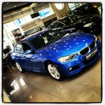 Photo taken at BMW Евросиб Сервис by Alexey I. on 4/5/2013