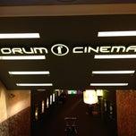 Photo taken at Forum Cinemas Akropolis by Alexey K. on 12/23/2012
