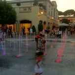 Photo taken at La Reggia Designer Outlet by Vitaliano Massimiliano I. on 7/27/2013