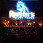 Photo taken at Rooster's Blues House by Martin M. on 11/24/2012