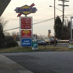 Photo taken at Sunoco by Tony on 12/28/2012