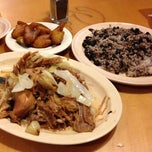 Photo taken at Romeu's Cuban Restaurant by Joe C. on 11/9/2012