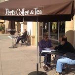 Photo taken at Peet's Coffee & Tea by Veronica F. on 3/22/2013