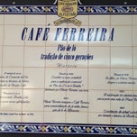 Photo taken at Café Ferreira - Fábrica de Pão de Ló by Pedro L. on 11/18/2012